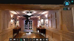 iQ3Connect Instant Trial 3D scan of a Room