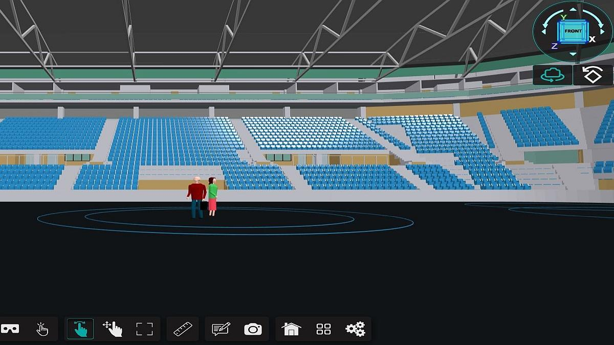 Instant Trial of iQ3Connect Virtual Spaces